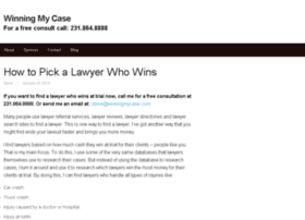winningmycase.com