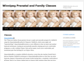 winnipeg-prenatal-classes.com