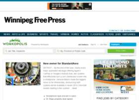 winnipegfreepress.workopolis.com