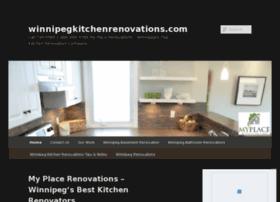 winnipegkitchenrenovations.com