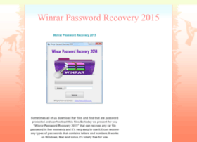 winrarpassrecovery.blogspot.in