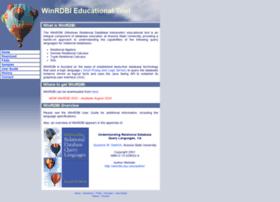winrdbi.asu.edu