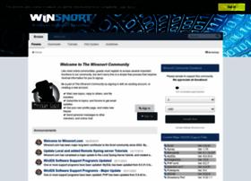 winsnort.com
