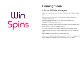 winspins.co.uk