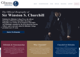 winstonchurchill.hillsdale.edu