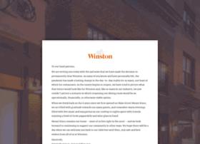 winstonrestaurant.com