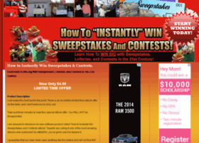 winsweepsandcontests.com