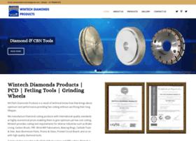 wintechdiamondprods.com