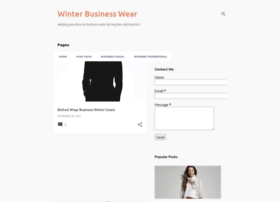 winterbusinesswear.com