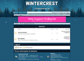 wintercrest.freeforums.net