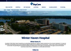 winterhavenhospital.org