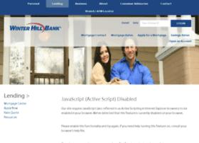 winterhillbank.mortgagewebcenter.com