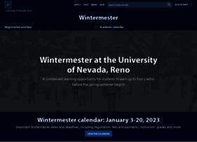 wintermester.unr.edu