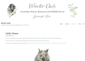 winterowls.com