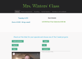 winters211.weebly.com