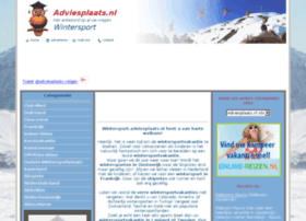 wintersport.adviesplaats.nl