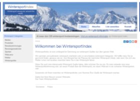 wintersportindex.de