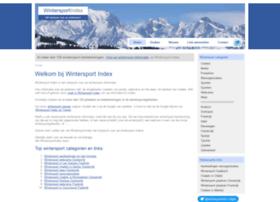wintersportindex.nl