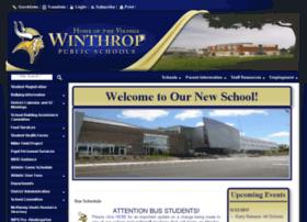 winthrop.schoolfusion.us