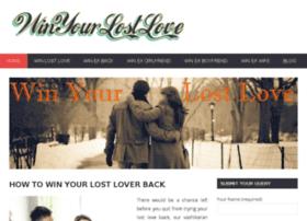 winyourlostlove.com