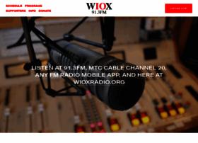 wioxradio.org