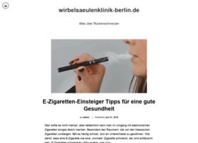 wirbelsaeulenklinik-berlin.de