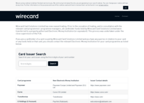 wirecard-cardsolutions.co.uk