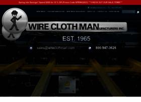 wireclothman.com