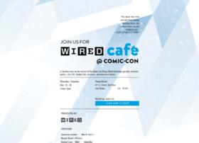 wiredcafe2014.splashthat.com