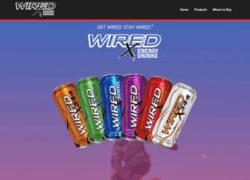 wiredenergydrink.com