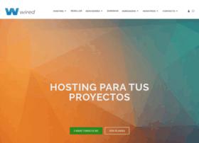 wiredhosting.com.ar