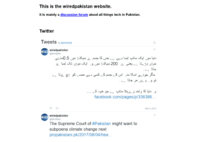 wiredpakistan.com