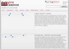 wireessence.com