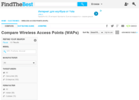 wireless-access-points.findthebest.com