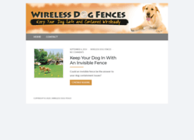 wireless-dogfence.net
