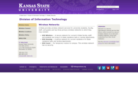wireless.k-state.edu