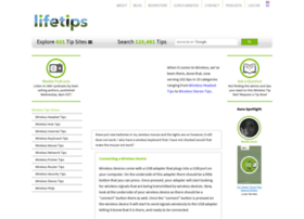 wireless.lifetips.com