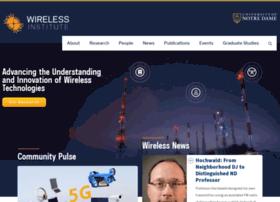 wireless.nd.edu