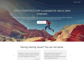 wirelessdefence.com