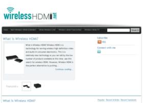 wirelesshdmi.net