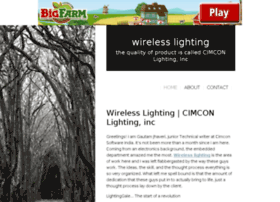 wirelesslighting.jigsy.com