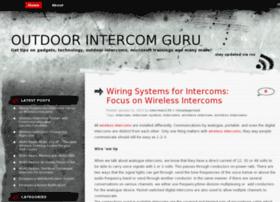 wirelessoutdoorintercom.wordpress.com