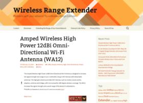 wirelessrangeextenders.net