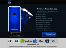 wirelesstransferapp.com