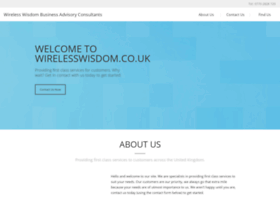wirelesswisdom.co.uk