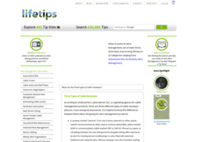 wiremanagement.lifetips.com