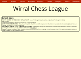 wirralchessleague.com