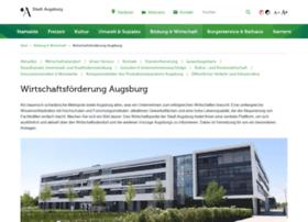 wirtschaft.augsburg.de
