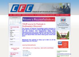 wisconsinfestivals.org
