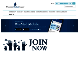 wisconsinmedicalsociety.org